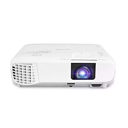 Proyector Teatro casero LED de negocios el proyector HD de 1080P proyector de 3500 lúmenes 3LCD XGA 1024X768 para Teléfono Inteligente, Tableta, TV Stick, ( Color : Photo color , Size : One size )