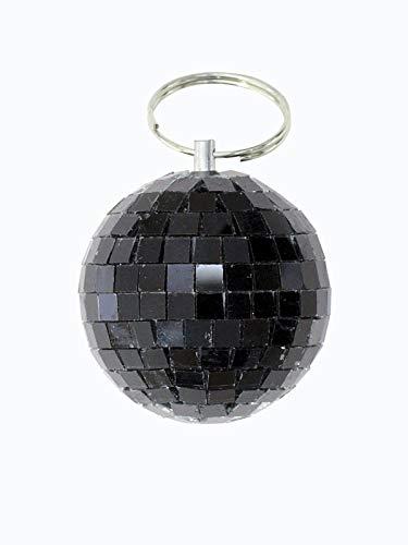 EUROLITE Spiegelkugel 5cm schwarz | Schwarze Spiegelkugel