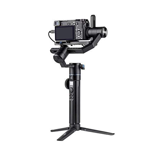 SIRUI Swift P1 - Gimbal a 3 assi per fotocamere mirrorless, portata 900 g