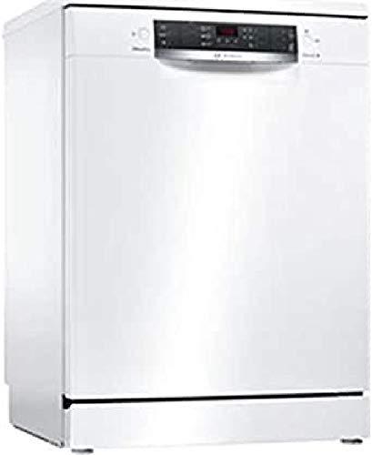 Bosch Serie 4 SMS46MW19E lavavajilla Independiente 14 cubiertos A++ - Lavavajillas (Independiente, Blanco, Tamaño completo (60 cm), Blanco, Botones, 1,75 m)