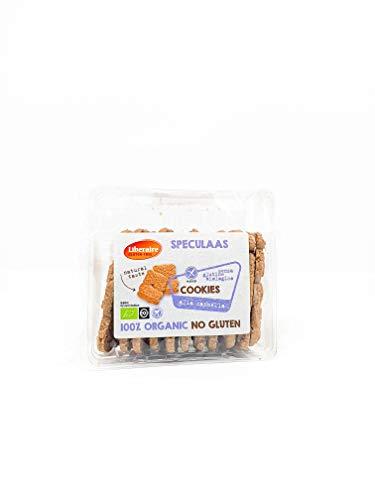 Speculaas biscotto alla cannella senza glutine biologico Speculoos