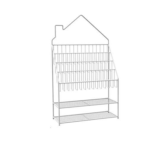 Inicio Estantería Estantería Estantería Multifuncional dormitorio moderna librería simple estantería Planta Permanente...
