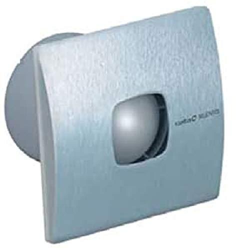 CATA SILENTIS 10 INOX Acero inoxidable - Ventilador (Acero inoxidable, Techo, Pared, De plástico, 37 dB, 2500 RPM, 98 m³/h)