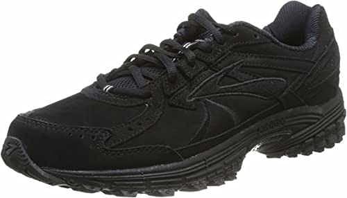 Brooks Adrénaline Walker Chaussures De Course pour Homme - Noir (Noir), Homme, 44 EU