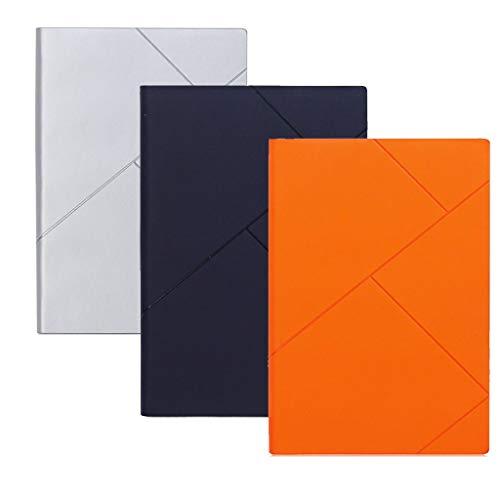 Quaderni notebook a5 Sub-notebook, notepad spessore notebook morbida diario di cuoio, riunioni...