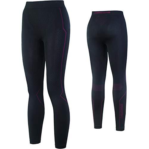 Souke Sports - Leggings Donna A Compressione, Leggings Lunghi Pantaloni Donna per Yoga, Jogging, Palestra,Dance