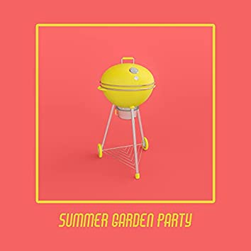 Summer Garden Party – Instrumental Jazz Music Collection for Grilling and Chilling with Family and Friends