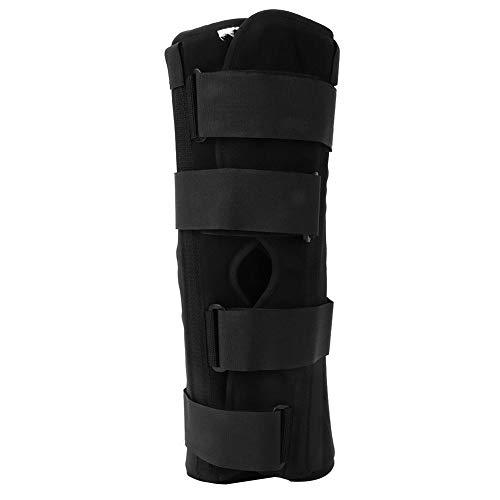 Yinhing Inmovilizador de férula para Rodilla. Fijación de fracturas y dislocaciones o Lesiones de ligamentos en Muslos. Rodillera Rodillera Confort Rígido Soporte (Metro)