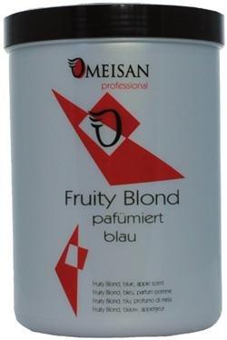Omeisan Prof. Fruity Blond 500 Gramm, Blondierung mit Apfelduft