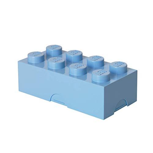 LEGO Lunch Box, Light Blu