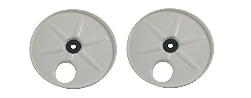 Toro 127-6840 Wheel Cover Assembly, Pack Of 2