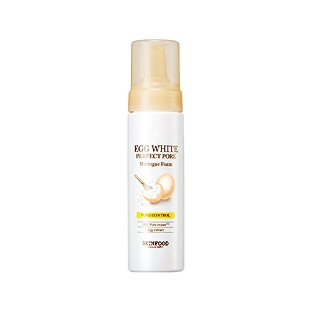 津波気球市区町村Skinfood/Egg White Perfect Pore Meringue Foam/エッグホワイトパーフェクトポアメレンゲフォーム/200ml [並行輸入品]
