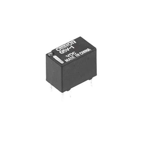G5V1-5 Subminiatur-Print-Relais 5V= 1xUM 167 Ohm 125V~/1A