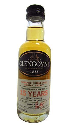 Glengoyne - Highland Single Malt Scotch Miniature - 15 year old Whisky