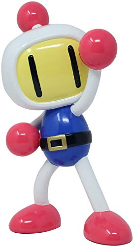 Bomberman Mini Icons 9.8 Inch Collectible Resin Statue   Classic Colors
