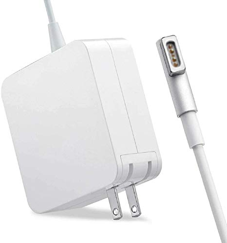 Mac Book Air Charger, AC 45W L-Tip Power Adapter Replacement Charger Compatible with Mac Book Air 11/13 inch (Before Mid 2012)