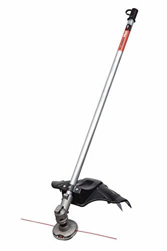 TrimmerPlus AS720 34-Inch Extended Reach Aluminum Fixed Line Head for Attachment Capable String Trimmers, Polesaws, and Powerheads Boom