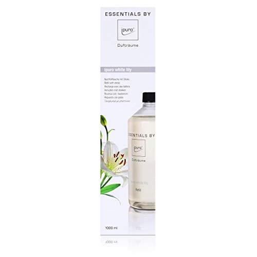Ipuro Raumduft-Nachfüller White Lily blumig 1 Liter