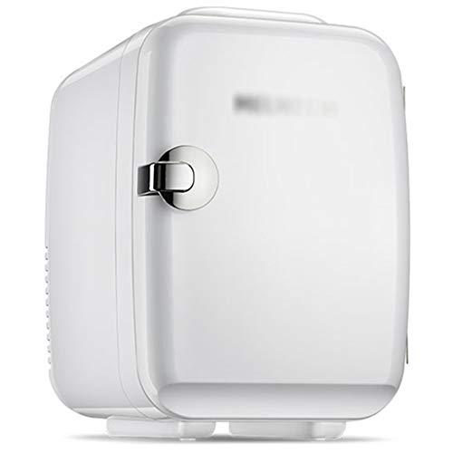 ZYCSKTL Voiture Réfrigérateur Réfrigérateur De Voiture Silencieux Portatif Domestique 5L, Mini Congélateur pour Le Refroidissement Et Le Chauffage De Voiture, 50W, 12V 220V