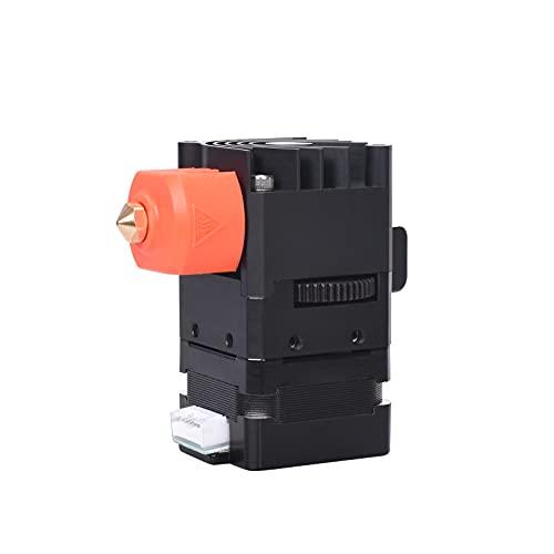 El extrusor H2 de Bigreetech, no se obstruye la disipación del calor, luz rápida, extrusión suave y precisa, con las impresoras de la serie BIQU B1 Creality Ender 3 y Cr 10.