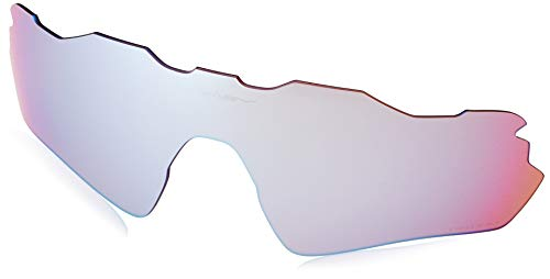 Oakley 101-116-078 Lentes de reemplazo para gafas de sol, Multicolor, XL Unisex Adulto