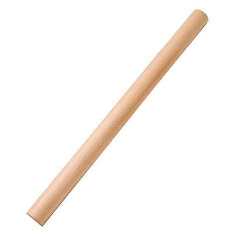 28/cm en bois massif boulette P/âte Wrapper Rouleau /à p/âtisserie Rouleau /à P/âte de nouilles b/âton pour cro/ûte /à tarte Fondant Cookies cuisson /à pain