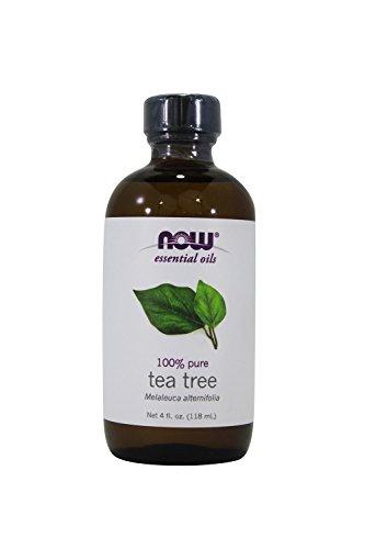 Tea Tree Oil Now Foods 4 oz EssOil