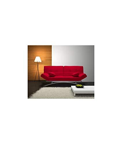 Befara Sofa Cama Clic CLAC CERDEÑA Rojo