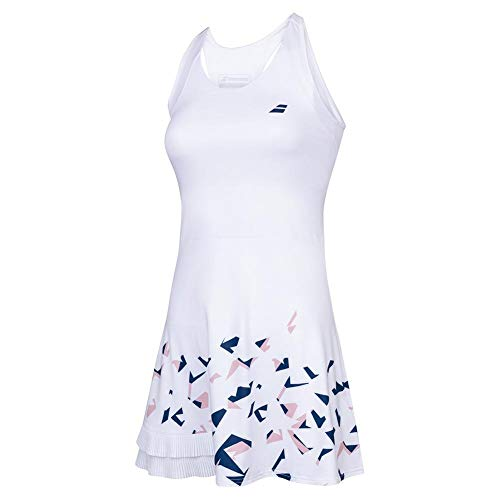 Babolat Compete Dress Girl Vestido, Unisex niños,...