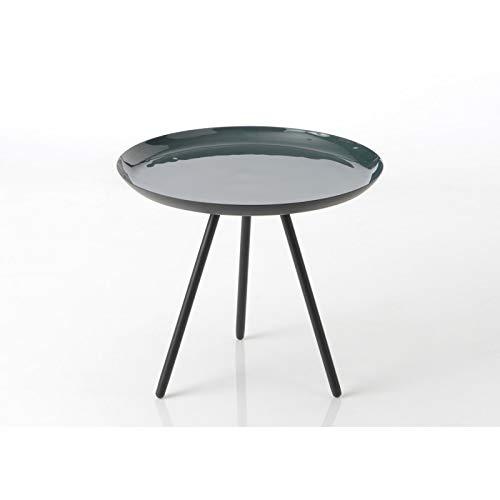Amadeus - Table Basse Ronde Vert M