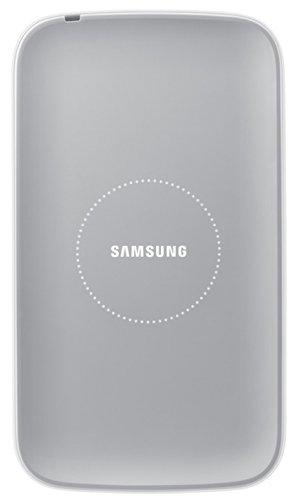 Samsung Original EP-WI950EWEGWW Induktives Lade-Set (kompatibel mit Galaxy S4) in weiß