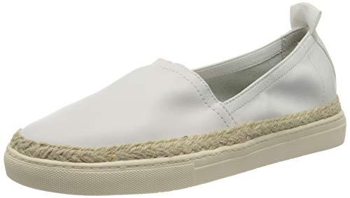 Tamaris Damen 1-1-24611-34 Slipper, White, 39 EU