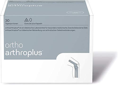 orthomed orthoarthro® plus (Granulat+2 Kapseln) 30 TP (30x 16,5g = 495g)
