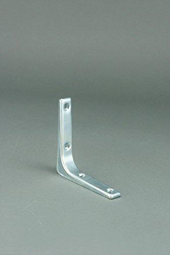 Stahlblechkonsole Regalwinkel Regal Konsole Wandkonsole Winkel Metall verstärkt