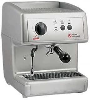 Oscar Nuova Simon Elli plata máquina de café espresso: Amazon.es ...