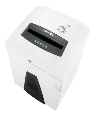 Great Deal! HSM P44 L6 Cross Cut Paper Shredder