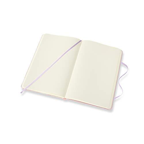 モレスキンノート2021年限定版さくらノートブックハードカバーラージサイズ無地LESU04QP062