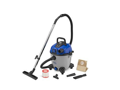 Annovi Reverberi Blue Clean 3770 Aspiratore Solidi e Liquidi, 35 litri, Fusto in plastica