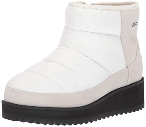 UGG Female Ridge Mini Boot, White, 6 (UK)