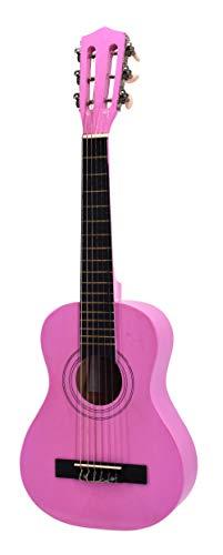 Voggenreiter die kleine Kinder Gitarre, pink