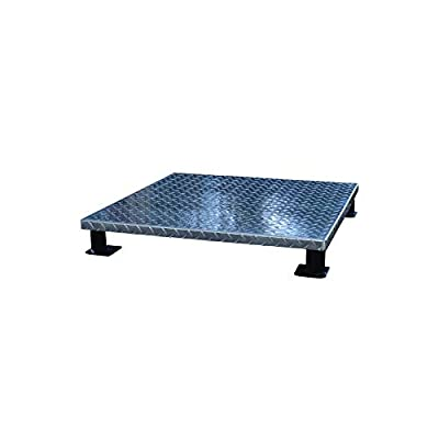 Titan Great Outdoors Fire Pit Heat Shield for Fire Ring