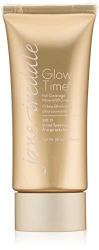 jane iredale Glow Time Full Coverage Mineral BB Cream, BB9, 1.7 Fl Oz