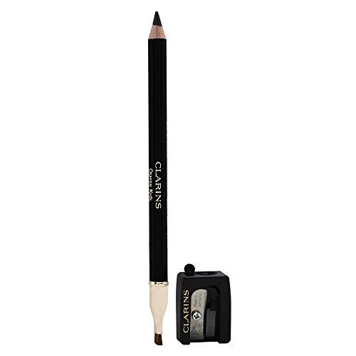 Clarins Crayon Khôl - Lápiz de ojos, color 01-carbon black
