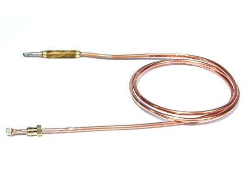 Thermoelement für MKN 2063403-08, 2063403-07, 2063406-08, Palux 64502 für Gasherd, Elektroherd, Backofen, Grillplatte M8x1 M8x1