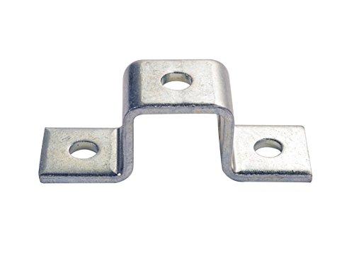 """Genuine Unistrut Brand P1047-EG 5 Hole""""U"""" Shaped Connector Bracket for All 1-5/8"""" Strut Channel"""