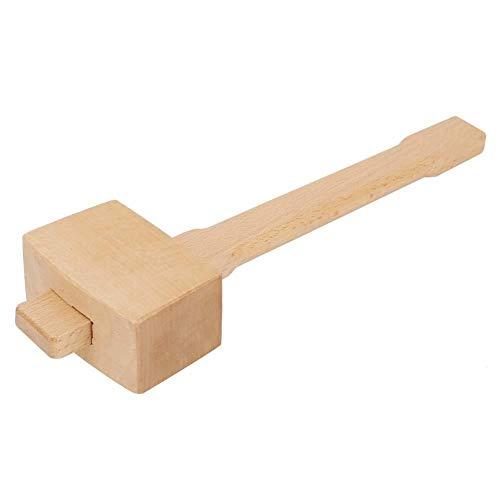 9,5-13,4 Unzen 1-teiliges Hammerwerkzeug Langlebiger Holzhammer mit ergonomischem Design für Holzbearbeitungsmeißel(small)