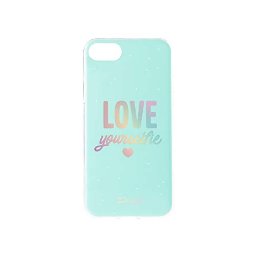 Mr. Wonderful Carcasa para iPhone 6/7/8 Love Yourselfie