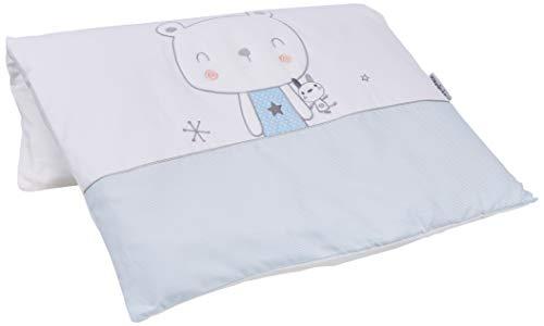 Bimbi Pirulos Bedspread + Reel Mini Crib 833 Os.Polar 151 13 – Mattress for Cots, Unisex