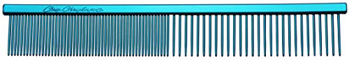 Face Comb (Fine/coarse) Buttercomb #006