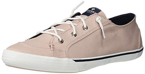 Sperry womens Lounge Ltt Sneaker, Medium Pink, 7.5 US